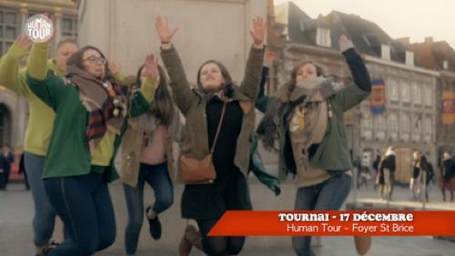 Tournai - Human Tour
