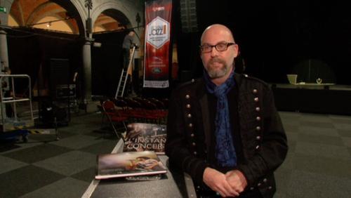 Jean-Charles Thibaut, le photographe du Tournai Jazz Festival