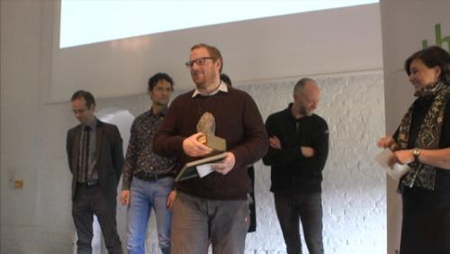 LASEMO lauréat du Prix Hainaut Horizons