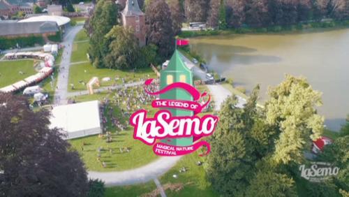 Festival LaSemo, lauréat du Prix Hainaut Horizons