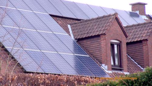Question d'Immo - Les panneaux photovoltaïques