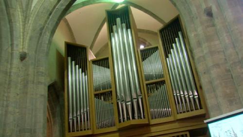 Premier concert du nouvel orgue de l'église Saint-Nicolas