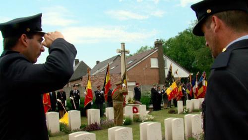 77 ans après la Bataille du Canal, les officiers se souviennent...