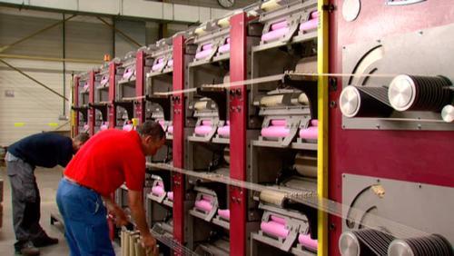 L'entreprise textile Beaulieu de Comines recrute
