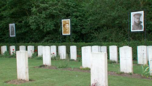 Commémoration de la bataille de Messines