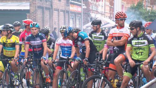 De Rooze s'impose au sprint du GP Saint-Anne!