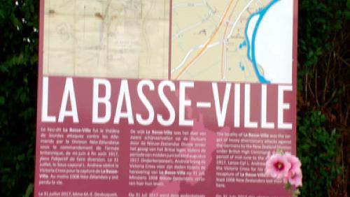 Basse-Ville: la bataille oubliée