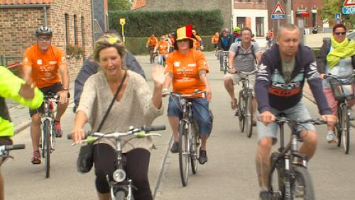 Des milliers de cyclistes au Beau vélo de RAVeL