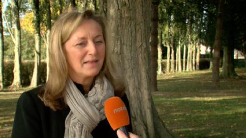 Véronique Durenne  : mon coeur est à Celles