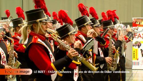 FASAM Orchestra - 30 ans de direction de Didier Vandeskelde