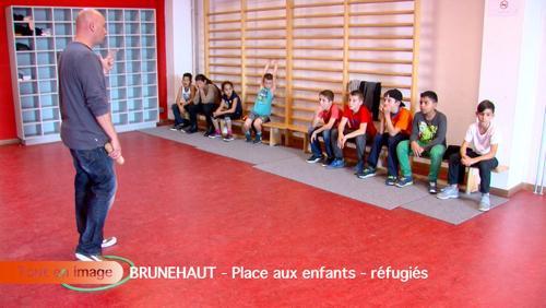 Place aux enfants - réfugiés