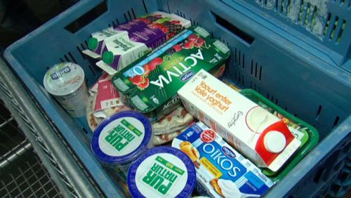Des tonnes d'aliments sauvés du gaspillage, c'est le projet Soreal de Mouscron