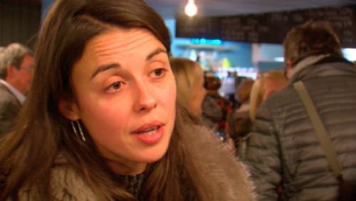 Le Vent souffle sur Tournai avec Erzebeth