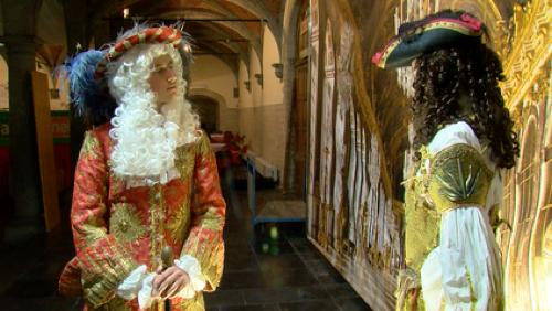 Louis XIV s'invite à Tournai la page