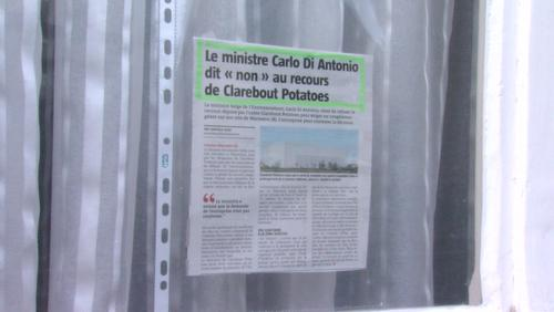 Carlo Di Antonio remballe Clarebout