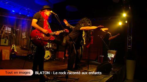 Le rock raconté aux enfants