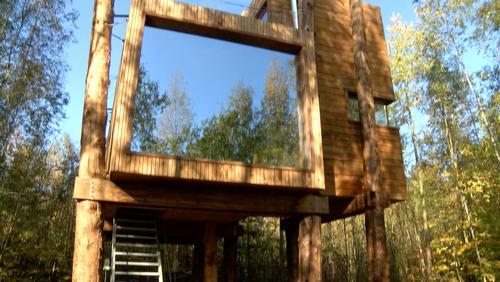 Your Nature - des cabanes cinq étoiles