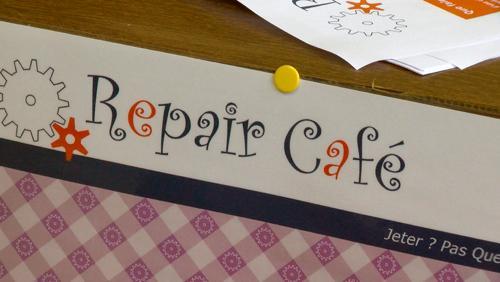 L'ancienne buvette du Fc Péruwelz devient un repair café une fois par mois