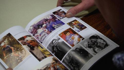 Un livre en hommage au Crique