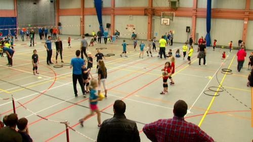 La Volley Fun Cup faisait étape à Mouscron