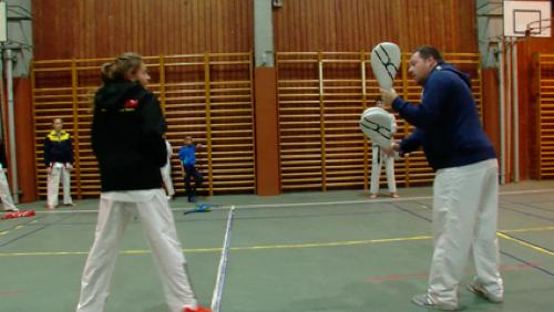 Eryn Van Mulders, l'avenir du taekwondo !