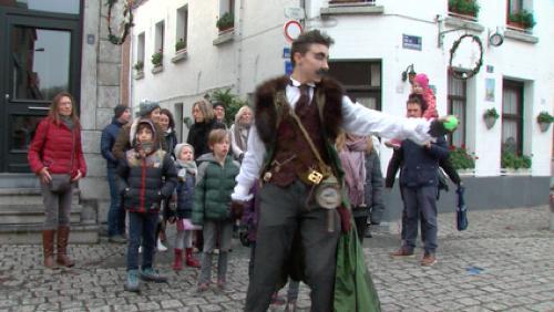 Festival de contes au marché de Noël