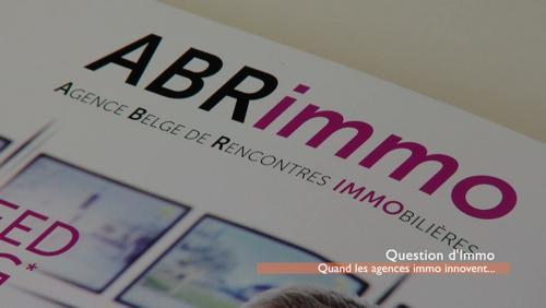 Question d'Immo - Les agences immobilières se réinventent