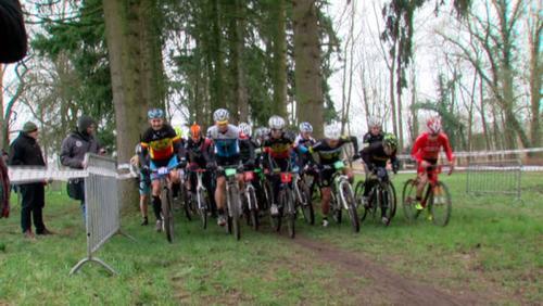 Cyclo-cross brabançon à Wodecq