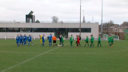 Estaimbourg l'emporte facilement face à Molenbaix (3-0)!