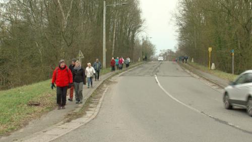 Les Marcheurs du Val de Verne lancent les marches hivernales