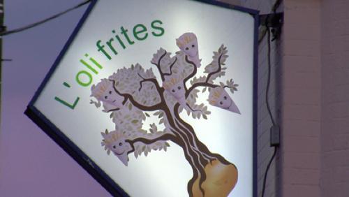 L'Oli Frites élue meilleure friterie de Belgique
