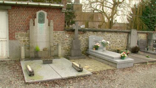 Une centaine de croix volées au cimetière