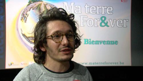 Ouverture du quatrième festival du film durable  Ma terre For&ver