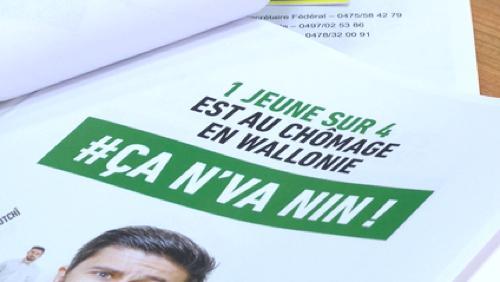 """La CSC lance sa campagne """"ça n'va nin !"""""""