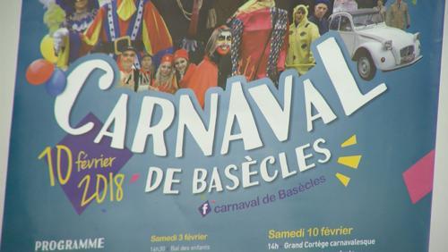 Carnaval de Basècles: c'est parti pour 5 semaines