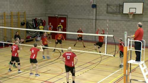 Volley, P1: Déconvenue pour Péruwelz