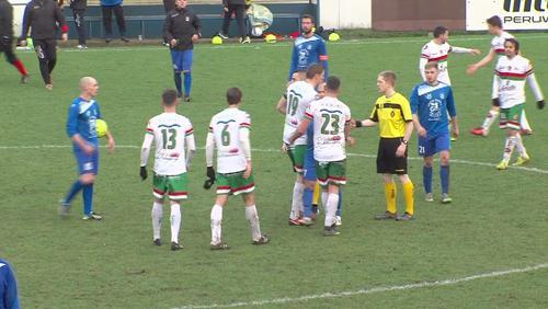 Pays Vert remporte le derby face à Péruwelz