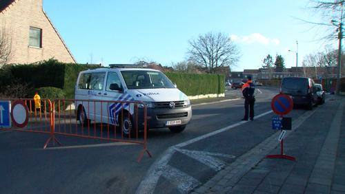 Important dispositif policier pour la reconstitution du meurtre d'Alfred Gadenne