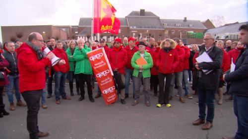 Marronniers : les travailleurs sont toujours en colère !