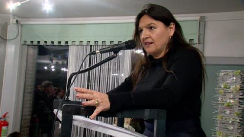 """Voeux: Marghem espère """"une première fois"""" à la tête de Tournai"""