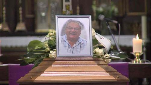 Ellezelles a dit adieu à Jean-Marie Lenoir
