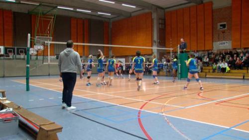 Volley N3D : Basècles fait vaciller le Skill à domicile