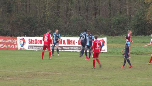 Foot Div 2 Amateur: REAL-Waremme