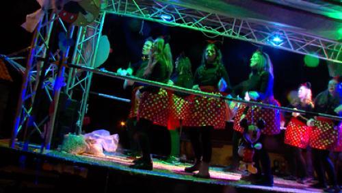 Anvaing ouvre la saison des carnavals