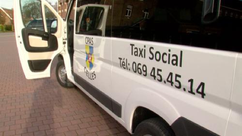 Enfin un taxi social !