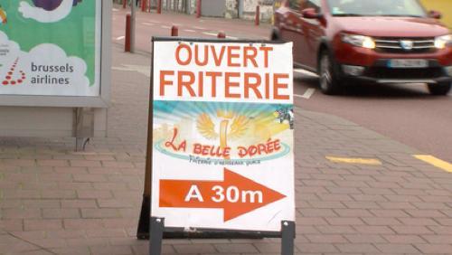 """Rue Vandercoilden fermée: la """"Belle Dorée"""" craint pour sa survie"""