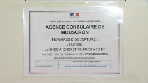 Le consulat de France fermera ses portes le 16 février