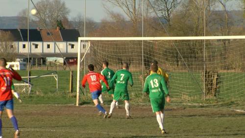 Foot P3A: Béclers relance la course au tire en allant battre Anvaing 0-1