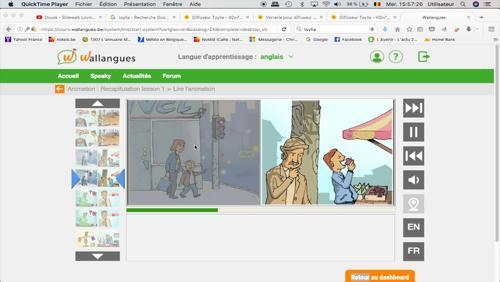 Wallangues: les langues pour tous