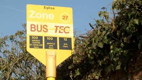 Vers un meilleur service des TEC à Brugelette ?